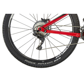 "VOTEC VXs Comp - Tour/Trail Fully 29"" - red-black"